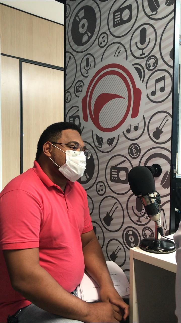 ENTREVISTA - Edson Júnior, pré-candidato a prefeito de Ribamar, mostra  conhecimento de causa e potencial popular - Hora ExtraHora Extra